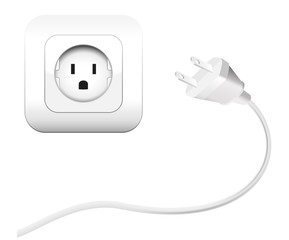 Plug and Socket NEMA connector