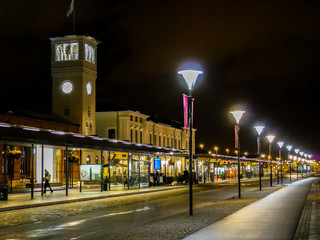 Malmo central, Sweden