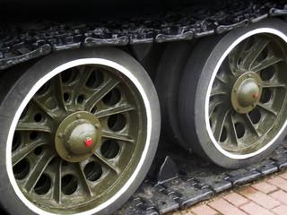 Tank Caterpillar Tread