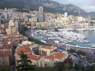 Monaco vue port