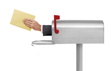 Your mail, please