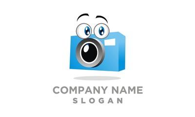 Camera Character Logo