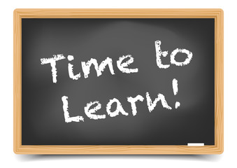 Blackboard Time to Learn
