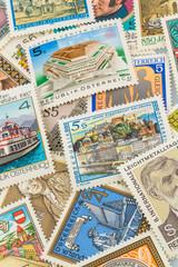Österreichische Briefmarken