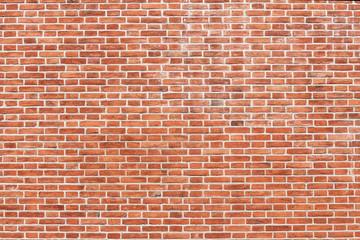 red brick wall, urban background