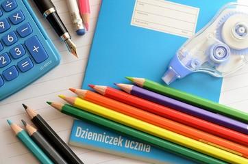 Fototapeta Czas do szkoły... obraz