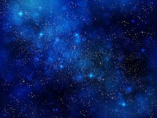夜空 星 背景