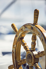 ship steering