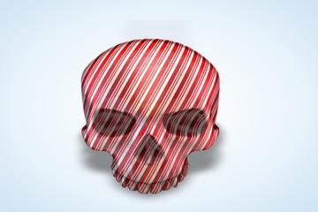 Peppermint Skull Series II