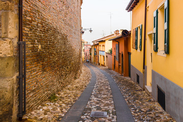 Festival of the Painted Wall in Dozza