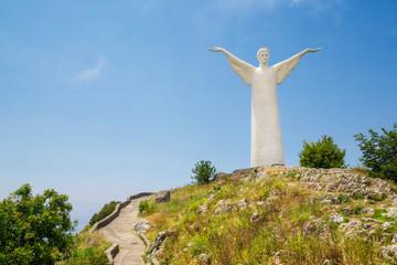 Christ the Redeemer of Maratea, Basilicata, Italy
