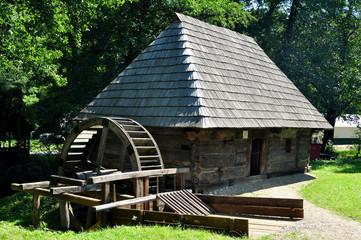 sibiu ethno museum water mill
