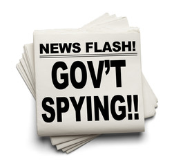 Gov't Spying