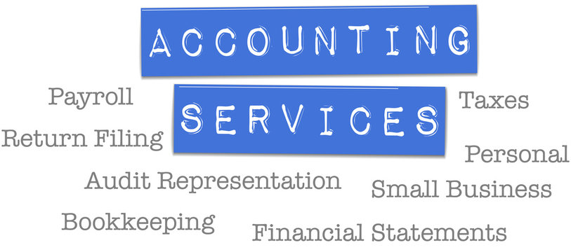 Accounting Services Tax CPA