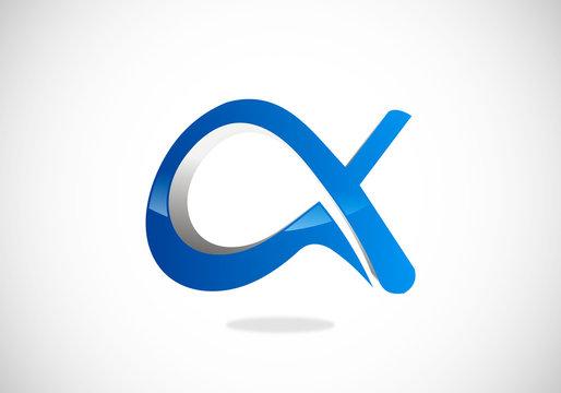 alpha-symbol-abstract-vector-logo