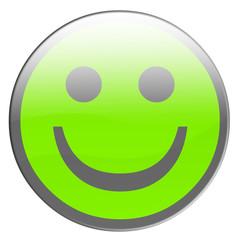 smiley souriant