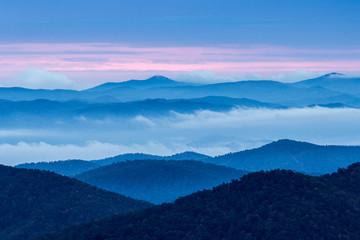 Smokey Mountain Mist