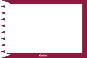 Rahmen Katar