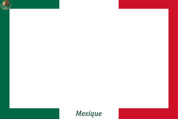 Rahmen Mexiko