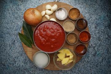 Paleo Ketchup Zutaten