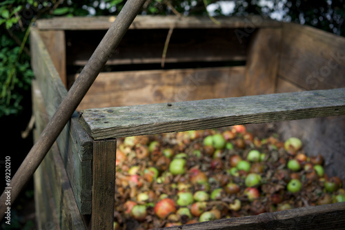 Kompost Im Garten Stock Photo And Royalty Free Images On Fotolia
