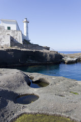 lighthouse of ventotene