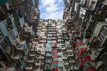Foto op Aluminium Hong-Kong Hong Kong Residential flat