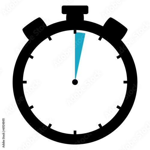 """Stoppuhr: 2 Sekunden / 2 Minuten"" Stockfotos Und"