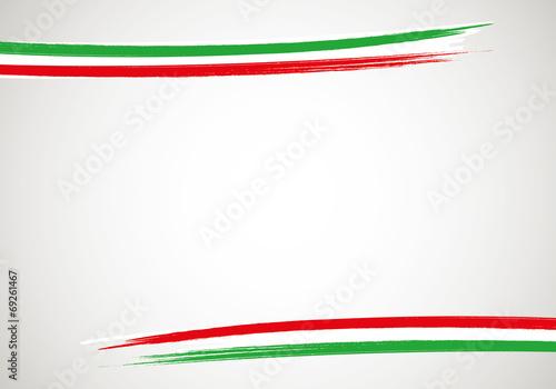 Base Cornice Italia Orizzontale Stock Image And Royalty Free Vector