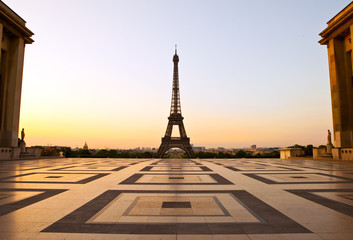 Recess Fitting Paris Paris Sunrise