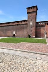 Torre di Bona di Savoia im Castello Sforzesco, Mailand