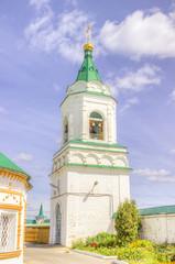 Holy Trinity monastery Cheboksary Russia