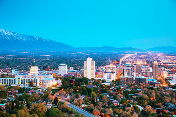 Canvas Prints Pool Salt Lake City overview