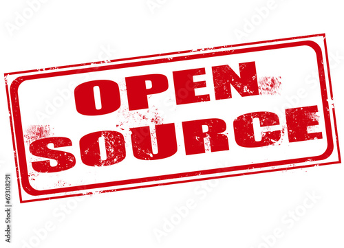 Open source stamp stock photo and royalty free images on pic 69308291 Open source illustrator