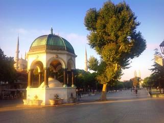 Sultanhamet Park, Istanbul