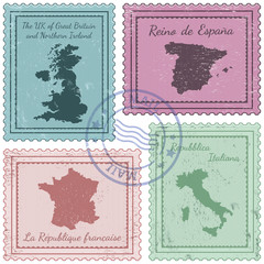 postal stamps 2