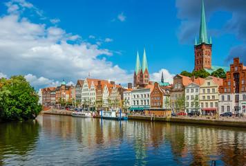 Lübeck - an der Obertrave