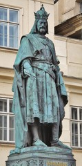 Prag, Kaiser Karl IV.