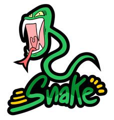 Rebel snake