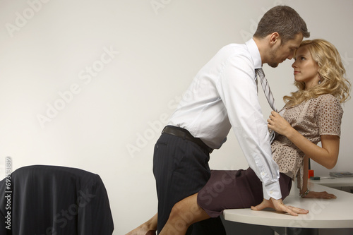 Порно адвокат и клиентка