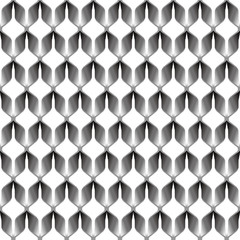 seamless pattern metal