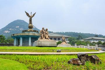 Phoenix monument