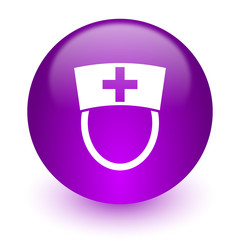 nurse internet icon