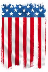 USA American flag flag