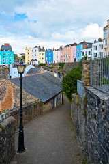 Tenby,South Wales England