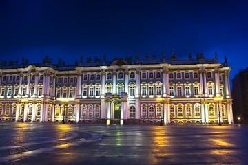 Hermitage Museum ,St. Petersburg ,Russia