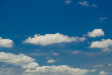 Clouds of blue sky