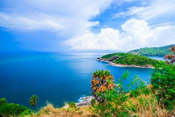 View of a Promthep,  Phuket island, Thailand