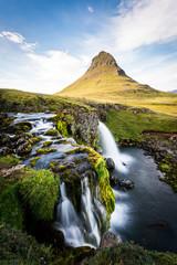 Kirkjufell Mountain, Iceland landscape