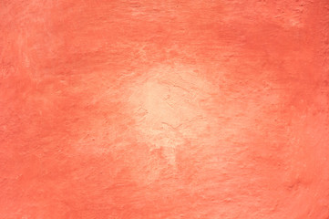 terracotta colored house wall background texture